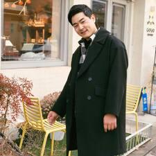 Profil korisnika Jinho