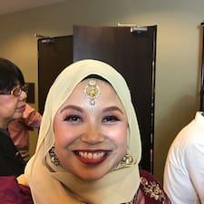 Profil Pengguna Shahira Najwa