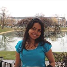 Soumita - Uživatelský profil