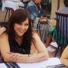 Eliane felhasználói profilja