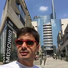 Användarprofil för Enzo