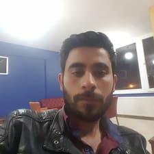 Ahmet felhasználói profilja