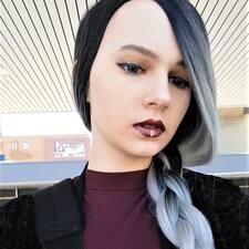 Henkilön Natalie käyttäjäprofiili