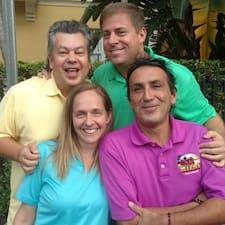 Profil utilisateur de Michelle, Gus, Pancho & Hernan