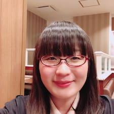 渋谷 - Uživatelský profil