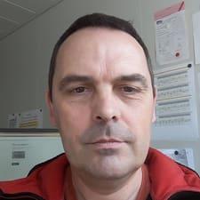 Fabrice Brukerprofil