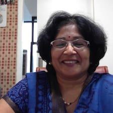 Profil utilisateur de Sunita