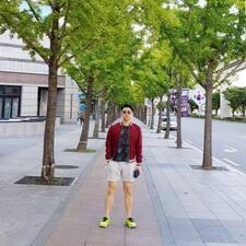 Sanghyun - Uživatelský profil