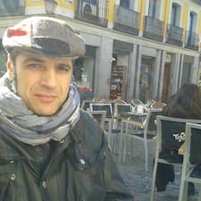 โพรไฟล์ผู้ใช้ Jose Ignacio