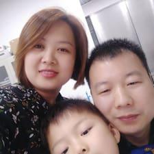 Användarprofil för Zhigang