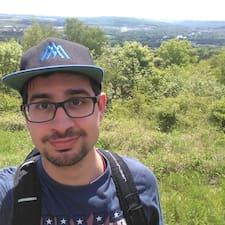 Pierre-Louis felhasználói profilja