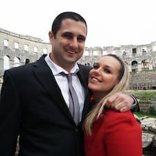 Profil utilisateur de Ivana & Atilio