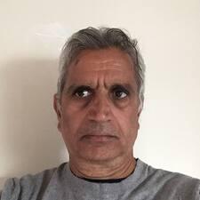 Perfil de usuario de Swami