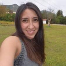 Profil Pengguna Gabriela