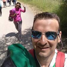 Jose Manuel felhasználói profilja