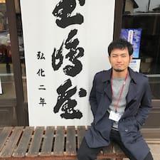 Profil Pengguna Takuya