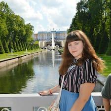 Profil utilisateur de Ксения И Мария
