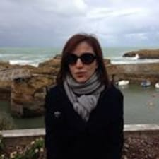 Touriya User Profile
