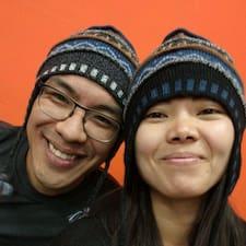 Henkilön Huong & Andrew käyttäjäprofiili