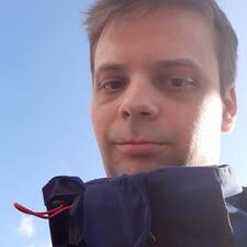 Profil Pengguna Frederik