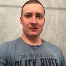 Profilo utente di Yuriy