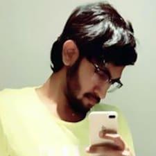 Vikram felhasználói profilja