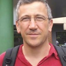 Jean-Yves felhasználói profilja
