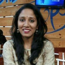 Användarprofil för Ranjitha