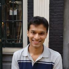 Perfil do utilizador de Sandeepan