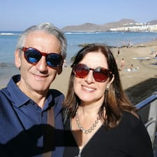 Susana&Valerio User Profile