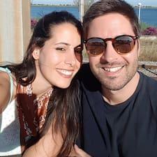 Rachel & Pedro User Profile