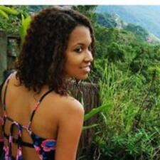 Profilo utente di Gisele Fernanda