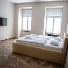 Perfil do utilizador de Euro Apartments Křenová 75