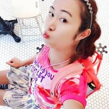 Yu-Pu felhasználói profilja