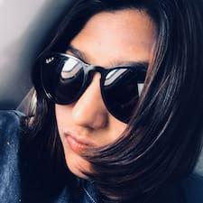 Användarprofil för Asha Gayatheri