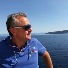 Hermann felhasználói profilja