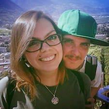 Profilo utente di Jesenia & Patrick