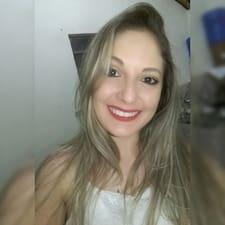 Profil utilisateur de Claudinéia