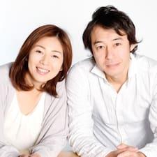 Tatsuhiko & Yuka Brukerprofil