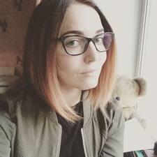 Profil utilisateur de Arina Aleksandra