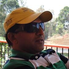 Surendra felhasználói profilja