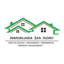 Användarprofil för San Isidro