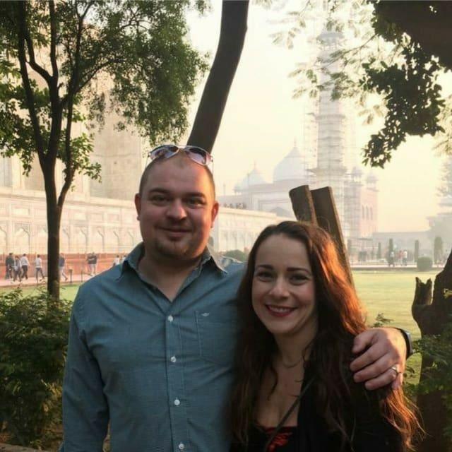 Profil uporabnika Jenn & Kristian