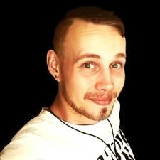 Profil Pengguna Toni