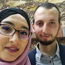 Soumeya & Toufik User Profile