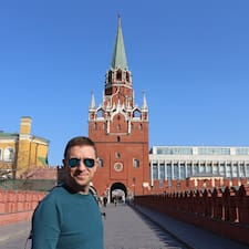Aleksei felhasználói profilja