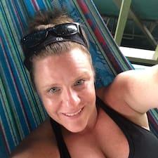 Användarprofil för Stephanie