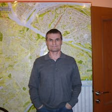 Станислав的用戶個人資料