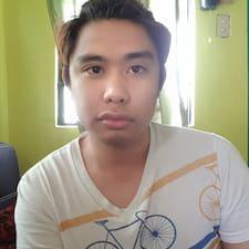 Profil Pengguna John Caleb