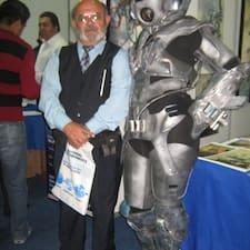 Gebruikersprofiel Arturo Emilio